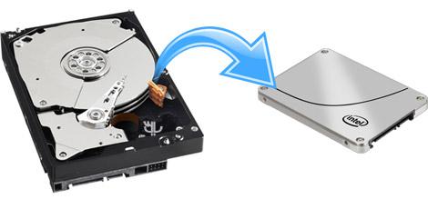 دانلود Intel Data Migration Software 3.0 - انتقال اطلاعات از هارد دیسک قدیمی به SSD