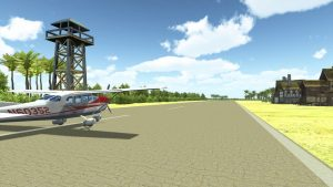 Island Flight Simulator1