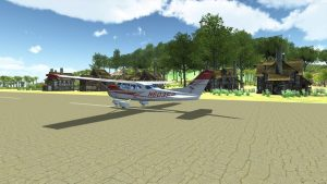Island Flight Simulator3