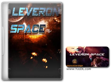 دانلود بازی Leveron Space برای PC