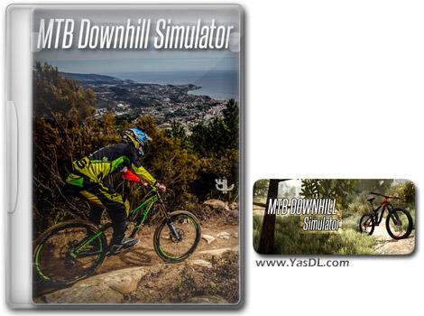 دانلود بازی MTB Downhill Simulator برای PC