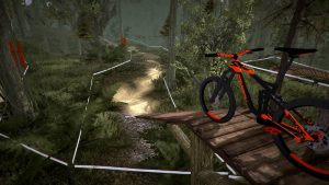 MTB Downhill Simulator3