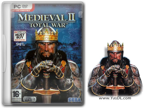 دانلود بازی Medieval II Total War Collection برای PC
