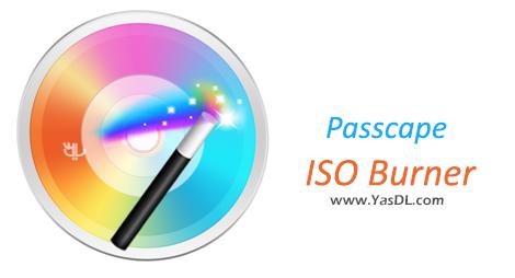 دانلود Passcape ISO Burner 2.1.0.300 Final - رایت ایمیج های ISO
