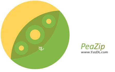 دانلود PeaZip 6.0.2 + Portable - نرم افزار مدیریت فایل های فشرده