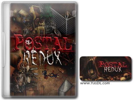 دانلود بازی POSTAL Redux برای PC