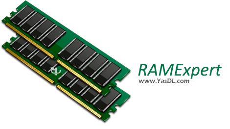 دانلود RAMExpert 1.7.1.18 + Portable - نرم افزار مشاهده دقیق اطلاعات رم