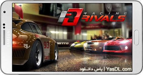 دانلود بازی Racing Rivals 5.0.2 - رقابت های اتومبیل رانی برای اندروید + پول بی نهایت