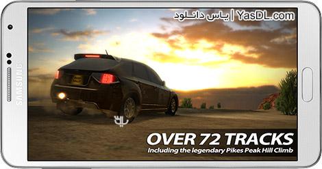 دانلود بازی Rush Rally 2 1.53 - مسابقات رالی برای اندروید + پول بی نهایت