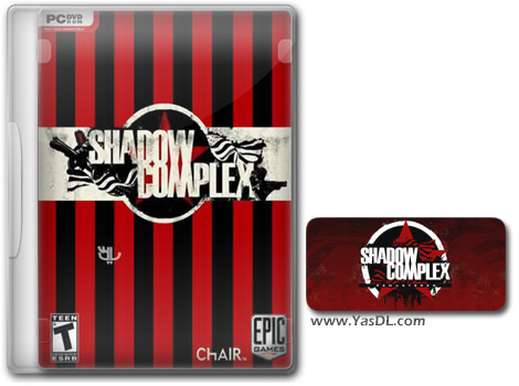 دانلود بازی Shadow Complex Remastered برای PC
