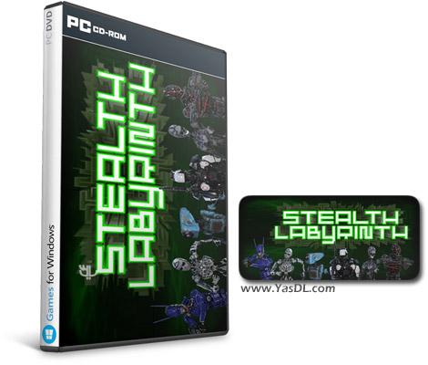 دانلود بازی Stealth Labyrinth برای PC