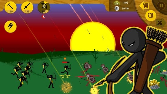 Stick War Legacy 1.11.62 For Android + Infinity Edition