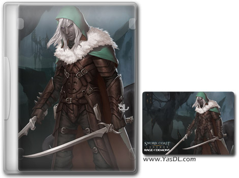 دانلود بازی Sword Coast Legends Rage Of Demons برای PC