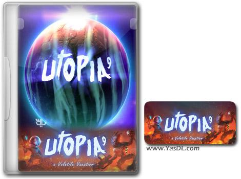 دانلود بازی UTOPIA 9 A Volatile Vacation برای PC