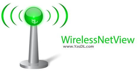 دانلود WirelessNetView 1.70 - مانیتورینگ شبکه های بی سیم