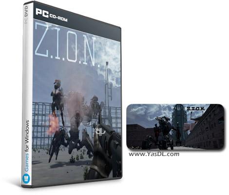 دانلود بازی ZION برای PC