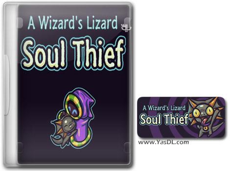 دانلود بازی کم حجم A Wizards Lizard Soul Thief برای کامپیوتر