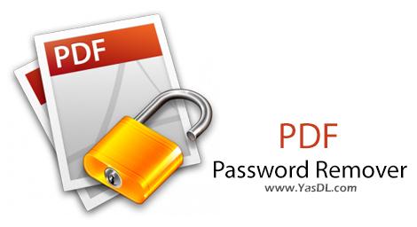 دانلود Adept PDF Password Remover 3.60 - حذف رمز فایل های PDF