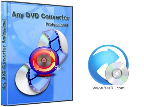 دانلود Any DVD Converter Professional 6.0.0 + Portable - نرم افزار مبدل ویدئو