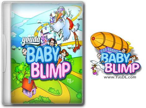 دانلود بازی کم حجم Baby Blimp برای کامپیوتر