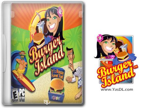 دانلود بازی کم حجم Burger ISLAND برای کامپیوتر
