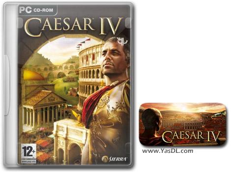 دانلود بازی Caesar IV برای PC