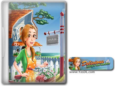 دانلود بازی کم حجم Delicious Emilys Tea Garden برای کامپیوتر