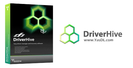 دانلود DriverHive 3.0.7 - نرم افزار مدیریت و آپدیت درایورها