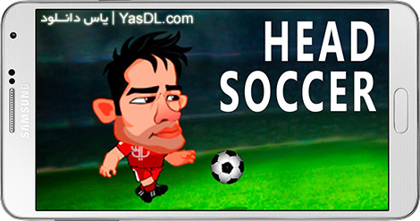 دانلود بازی EURO 2016 Head Soccer 1.0.3 - هد ساکر یورو 2016 برای اندروید