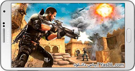 دانلود بازی Elite Killer SWAT 1.3.1 - قاتل حرفه ای برای اندروید + نسخه بی نهایت