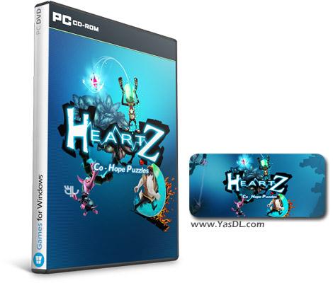 دانلود بازی HeartZ Co-Hope Puzzles برای PC