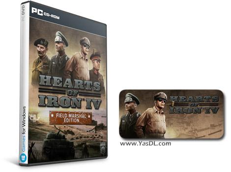دانلود بازی Hearts of Iron IV برای PC