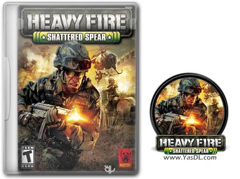 دانلود بازی Heavy Fire Shattered Spear برای PC