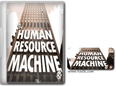 دانلود بازی کم حجم Human Resource Machine برای کامپیوتر