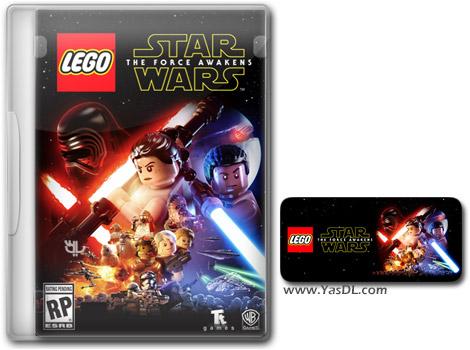 دانلود بازی LEGO STAR WARS The Force Awakens برای PC