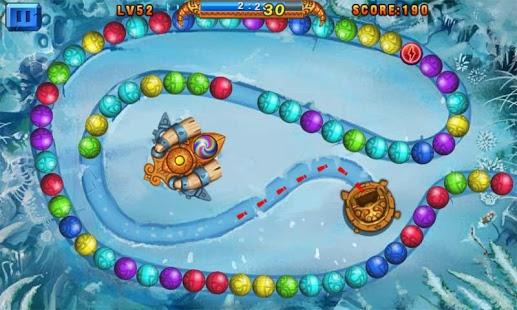 دانلود بازی Marble Legend 5 2 078 توپ های هم رنگ برای اندروید