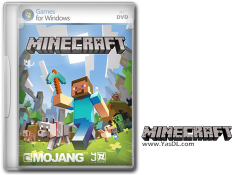 دانلود بازی Minecraft بازی ماین کرافت برای کامپیوتر