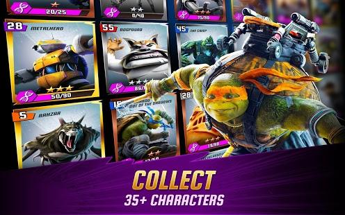 Ninja Turtles Legends 1.14.2 Ninja Turtles Android Game