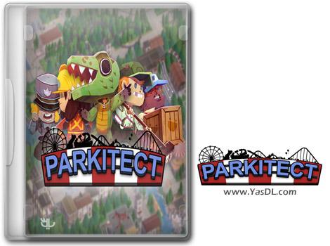 دانلود بازی Parkitect برای PC