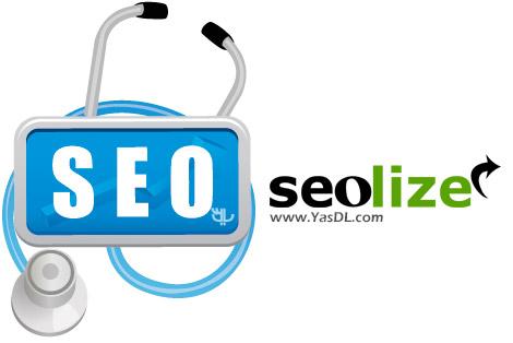 دانلود Seolize 2.53 - بررسی وضعیت سئو و بهینه بودن وب سایت