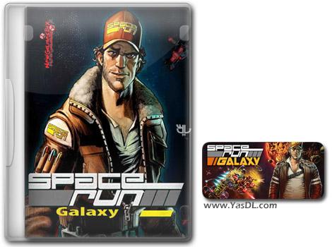 دانلود بازی Space Run Galaxy برای PC