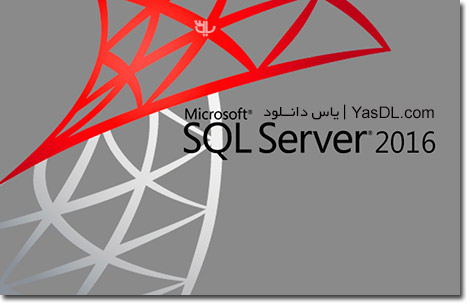 دانلود Microsoft SQL Server 2016 Enterprise - اس کیو ال سرور 2016