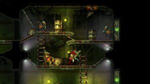 SteamWorld Heist The Outside2