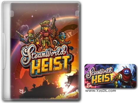 دانلود بازی SteamWorld Heist The Outsider برای PC