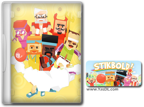 Stikbold A Dodgeball Adventure Game For PC
