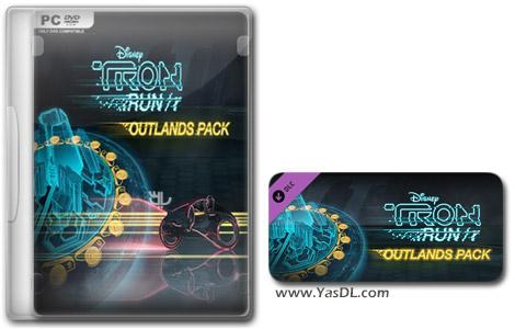 دانلود بازی TRON RUNr Outlands Pack برای PC