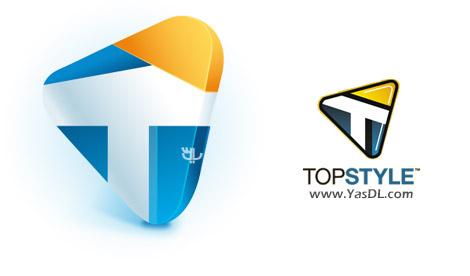 دانلود TopStyle 5.0.0.105 - نرم افزار طراحی وب سایت و ویرایش CSS