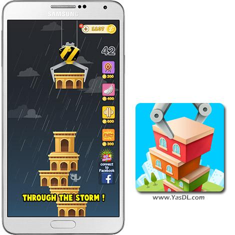 دانلود بازی Towers 3.0.023 - برج سازی برای اندروید