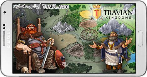 دانلود بازی Travian Kingdoms 1.2.6256 - بازی تراوین برای اندروید