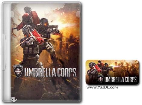 دانلود بازی Umbrella Corps برای PC
